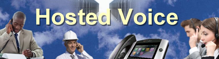 Hosted Voice over IP PBX Phone System Service
